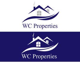 nº 136 pour Design a Logo for WC Properties par creativeblack