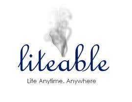 srikumar88 tarafından Design a Logo for liteable - the next big e-cig brand! için no 33