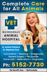 Graphic Design Конкурсная работа №53 для Graphic Design for Bairnsdale Animal Hospital