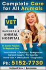 Graphic Design Конкурсная работа №54 для Graphic Design for Bairnsdale Animal Hospital