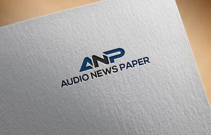 kulsumaktar11 tarafından Audio NewsPaper: Professional logo designer   Contest -- 1 için no 35