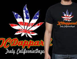 #32 para TCDapparel American Flag design por Othello1