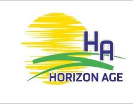 chetaniya tarafından Design logo for Horizon Age için no 5