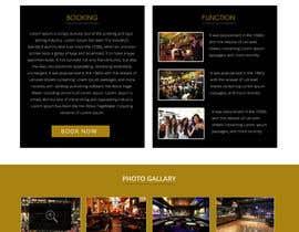 Nro 10 kilpailuun Design a Website Mockup käyttäjältä jituchoudhary