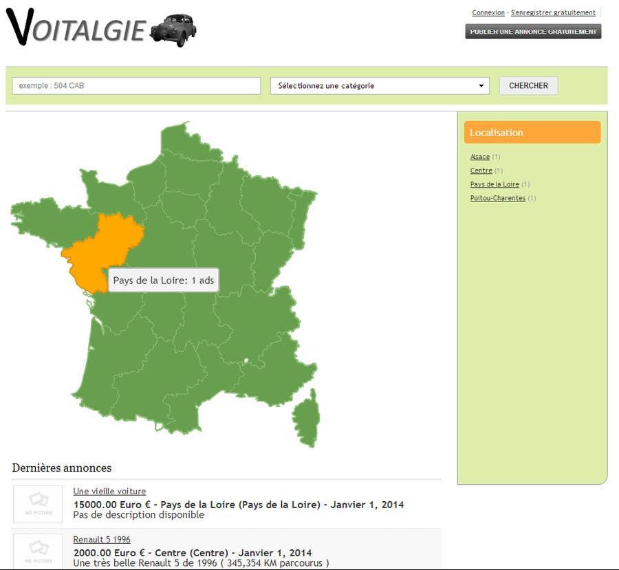 Kilpailutyö #                                        6                                      kilpailussa                                         Création d'un thème français pour osclass