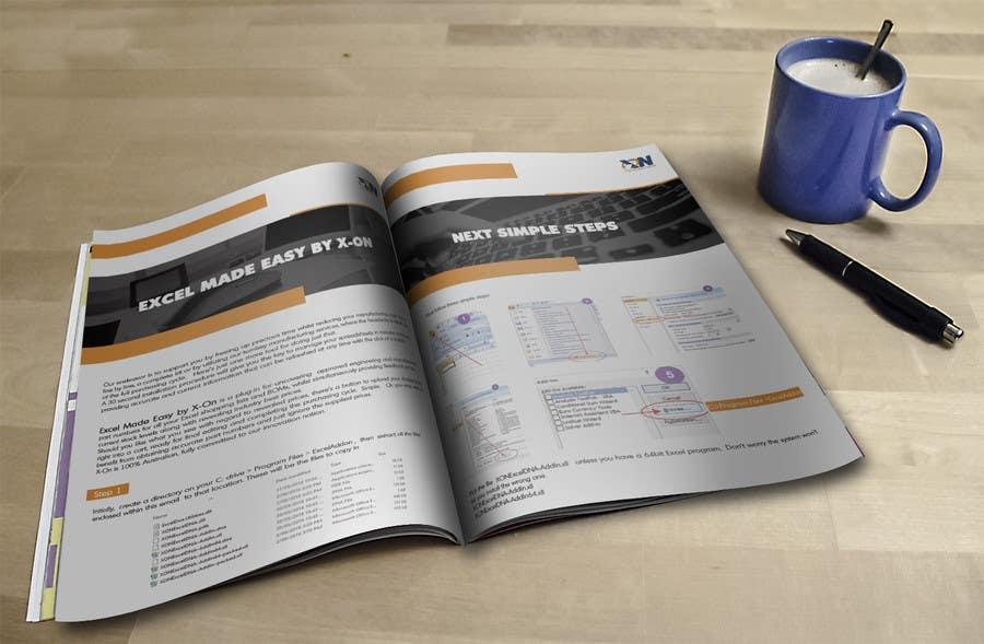 Konkurrenceindlæg #12 for Brochure / booklet -  Front & Back Page only