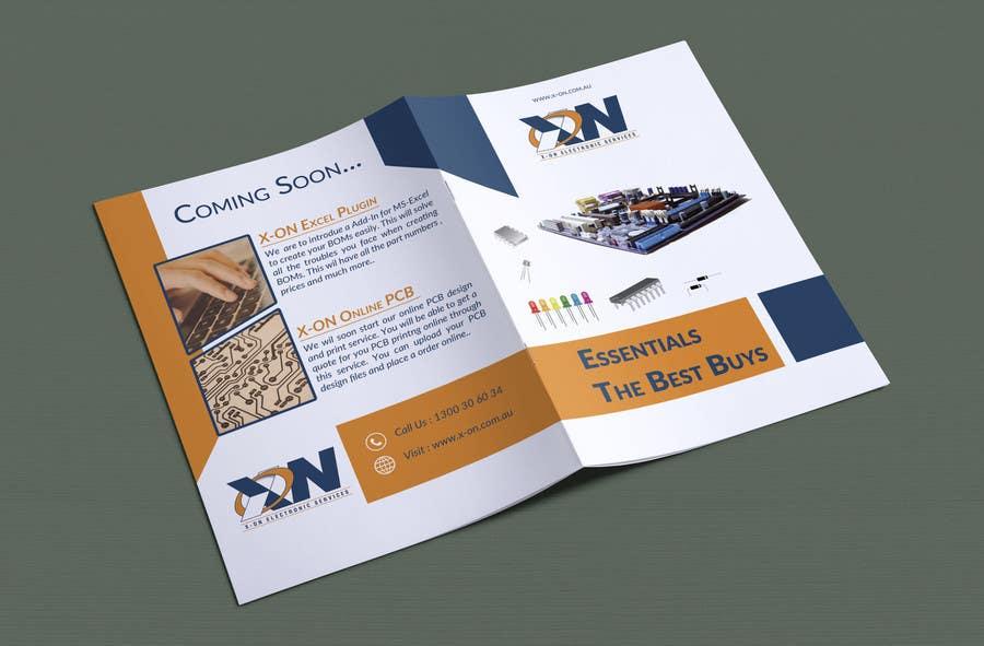 Konkurrenceindlæg #26 for Brochure / booklet -  Front & Back Page only