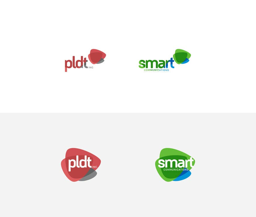 Konkurrenceindlæg #252 for Redesign SMART Communications & PLDT's Logos! #ANewerDay