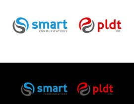 #295 for Redesign SMART Communications & PLDT's Logos! #ANewerDay af edrex143