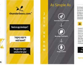 #61 for Design a Brochure for thunderbees by sergiovc