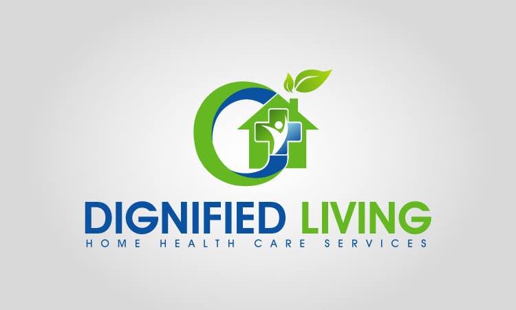 Kilpailutyö #51 kilpailussa Design a Logo for Dignified Living