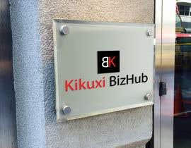 allWebDesignPro tarafından Design a Logo - Kikuxi BizHub için no 35