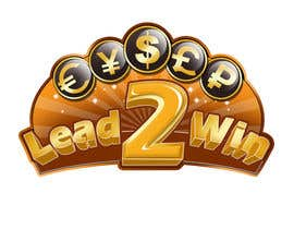 #77 pentru Logo Design for online gaming site called Lead2Win de către rogeliobello