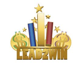 #129 pentru Logo Design for online gaming site called Lead2Win de către MarkIbaldezArt