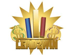 #130 for Logo Design for online gaming site called Lead2Win af MarkIbaldezArt