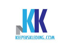 #18 for Design a logo for Keeperskleding.com website af tharm