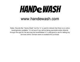Nro 27 kilpailuun Name my Ondemand Car Wash App käyttäjältä Chantelle86