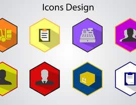 Nro 6 kilpailuun Icon design for Windows application käyttäjältä deziner313