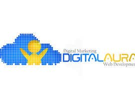 #103 for Logo for a  Digital Marketing and Web Development company af gentijansaliu