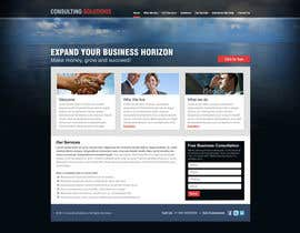 #4 para Home Page Website Design -  $300 to the winner if its really good! por Azavedo