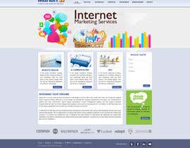 #8 untuk Home Page Website Design -  $300 to the winner if its really good! oleh infostarvision