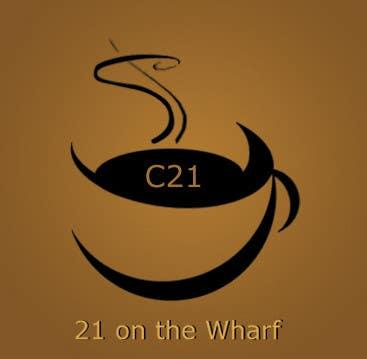 Inscrição nº                                         129                                      do Concurso para                                         Logo Design for 2Fresh Pty Ltd ATF Cafe 21 Trust