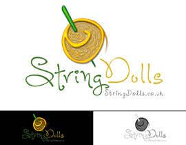 #27 for Design a Logo for String Dolls quirky, handmade, fun and eco-friendly product af vishakhvs