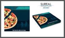 Graphic Design Entri Peraduan #12 for A FUNNY PIZZA BOX 30x30cm