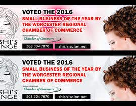 DuraiVenkat tarafından Design a Professional Banner for Hair Salon için no 8