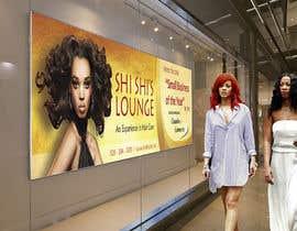 OndinaLeon tarafından Design a Professional Banner for Hair Salon için no 42