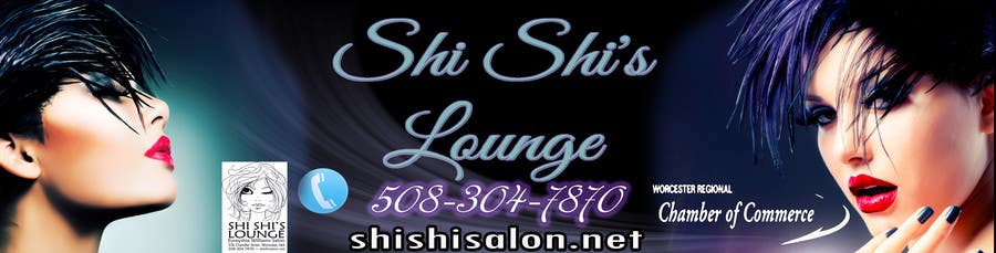 Entry 5 By Sheenastauffer For Design A Professional Banner For Hair Salon Freelancer
