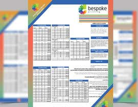 bodiar tarafından Design an wholesale prices list handout fly için no 17