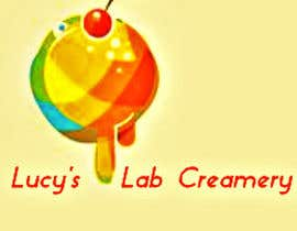 #172 para Logo for Ice Cream Store por sandrajoseph20