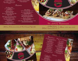Nro 44 kilpailuun A Flyer for restaurant käyttäjältä prijatel
