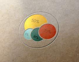 Nro 3 kilpailuun Design an Sales Chart Icon käyttäjältä agusprieto