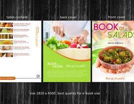 Nro 10 kilpailuun Need Designs for our New Recipe Book - SEALED AND GUARANTEED käyttäjältä adidoank123