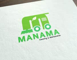 manisuresh9989 tarafından Design a Logo for Manama Cleaning & Maintenance Company için no 40