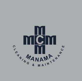 NAK4Logos tarafından Design a Logo for Manama Cleaning & Maintenance Company için no 80