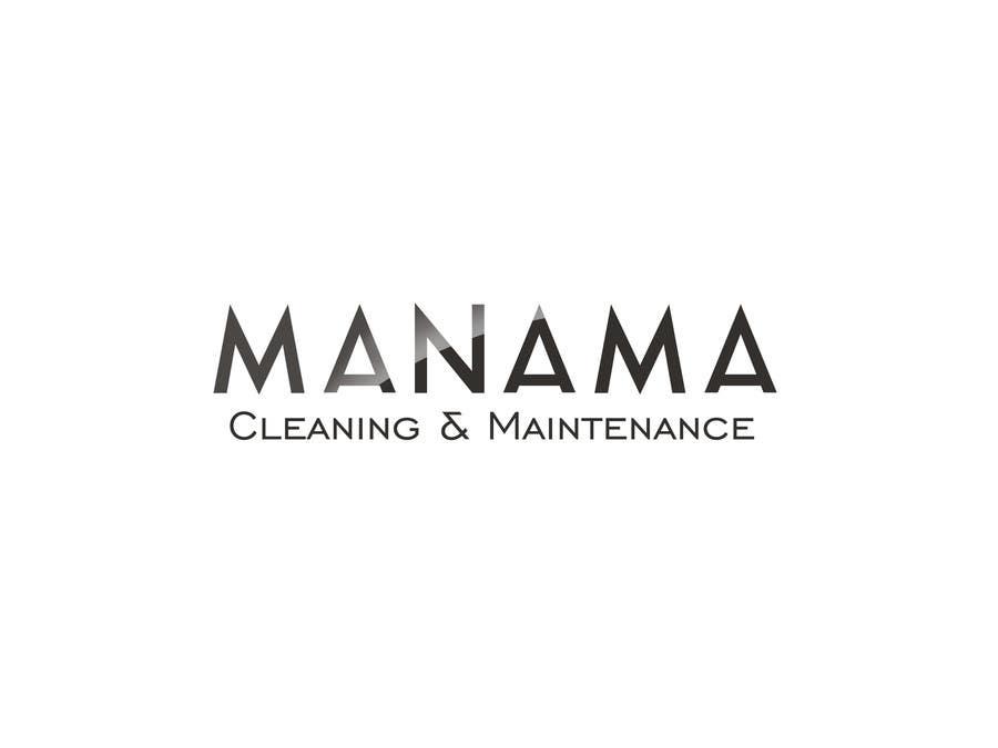 Kilpailutyö #41 kilpailussa Design a Logo for Manama Cleaning & Maintenance Company