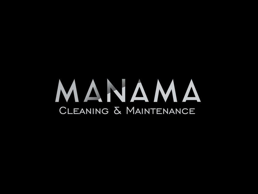 Kilpailutyö #42 kilpailussa Design a Logo for Manama Cleaning & Maintenance Company
