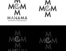 Nro 67 kilpailuun Design a Logo for Manama Cleaning & Maintenance Company käyttäjältä WajahatMehdi