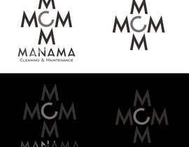 Nro 68 kilpailuun Design a Logo for Manama Cleaning & Maintenance Company käyttäjältä WajahatMehdi