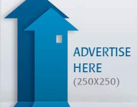 "#75 cho Design a Banner for ""Advertise Here "" bởi nguyetvan"