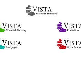 #28 untuk Logo Design for Vista Financial Solutions oleh palsavi