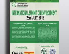 Nro 17 kilpailuun Design Website Banner and Poster for Conference käyttäjältä SLP2008