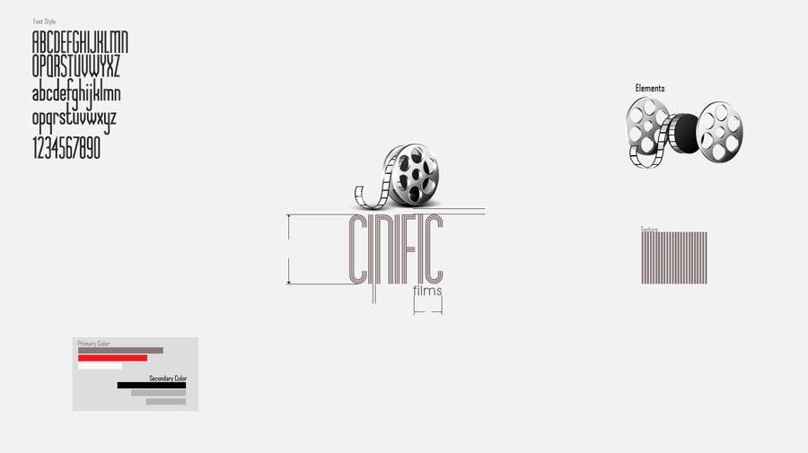 Bài tham dự cuộc thi #76 cho Design a Logo for an upcoming motion picture ( films ) company