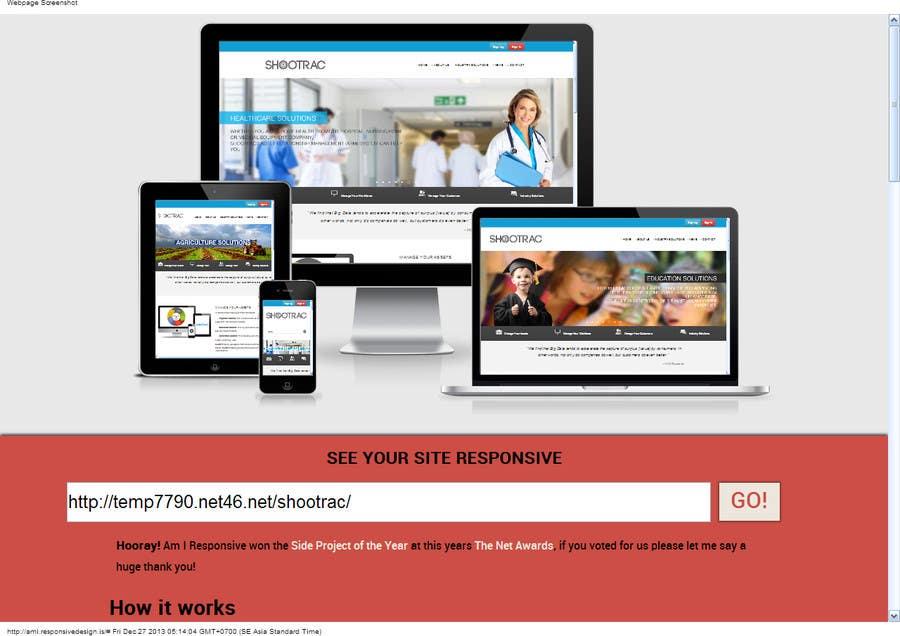 Penyertaan Peraduan #47 untuk Develop Industry Graphics for Website