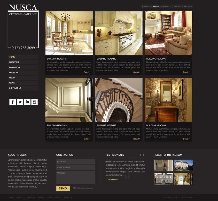 #12 for Custom Portfolio Website Design by suryabeniwal