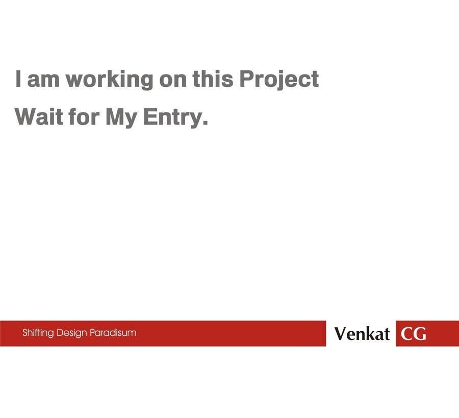 #50 for Custom Portfolio Website Design by Venkatcg