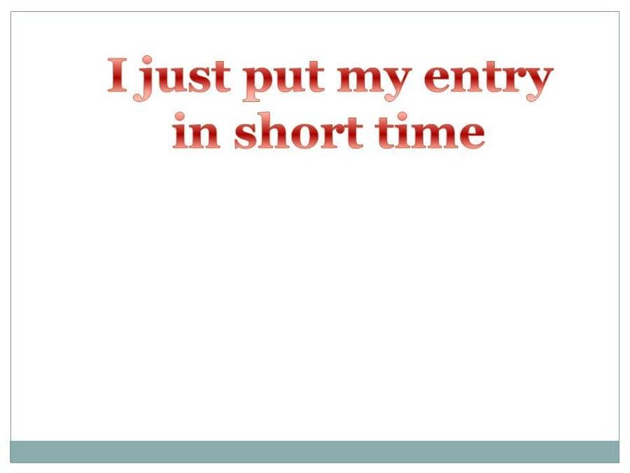 #51 for Custom Portfolio Website Design by hitusoni1992